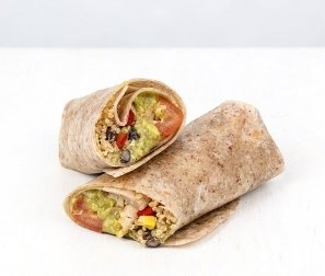 WRAP: Chicken Fresco