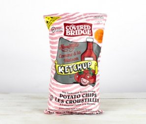 Ketchup Russet Potato Chips