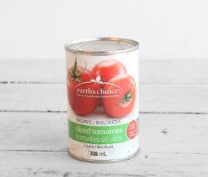 Tomatoes, Diced No Salt (Small)