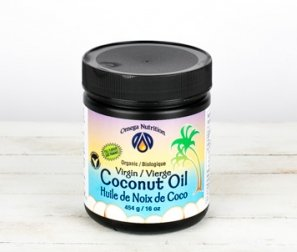 Coconut Oil, Virgin