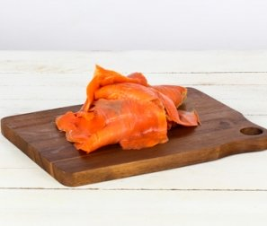 Wild Smoked Salmon (Large Pack)