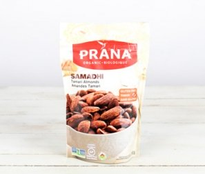 Tamari Almonds, Samadhi