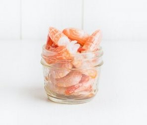 Wild Canadian Sidestripe Shrimp (6oz)
