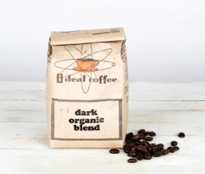 Whole Bean, Dark Roast Blend Coffee