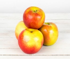 Organic Apple, Fuji (10 count) - 1 bag