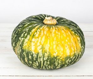 Squash, Orange or Green Kabocha