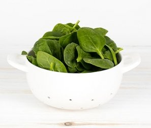 Spinach, Loose