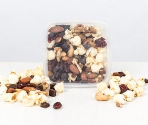 SNACK: Popcorn Party Mix