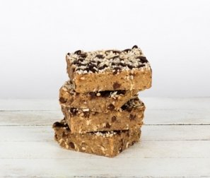 Coconut Chocolate Chip Blondies, 4-pack