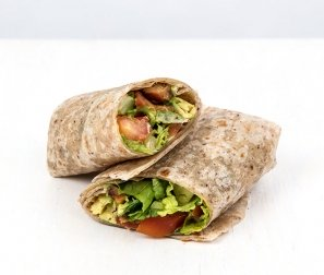 WRAP: Tempeh Club