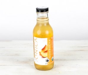 Peach Resolution Sparkling Kombucha