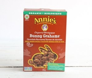 Cookies, Chocolate Bunny Grahams