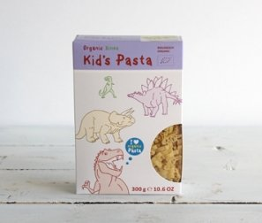 Pasta, Kids' Dino Shapes