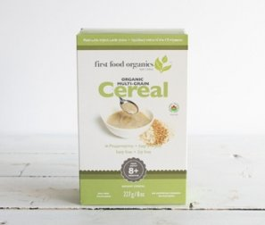 Infant Cereal, Multigrain