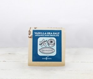 Vanilla Sea Salt Chocolate Bar
