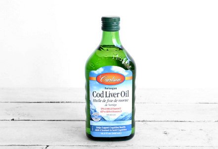 Cod Liver Oil, Norwegian Unflavoured