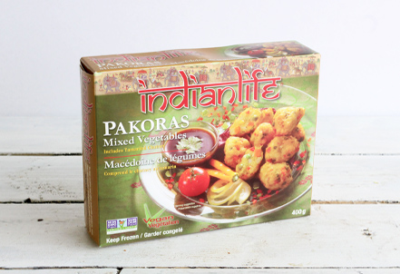 Pakoras, Mixed Vegetables