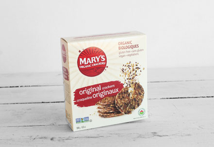 Crackers, Mary's Original Gourmet