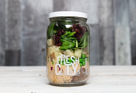 Organic Swedish Meatballs, jar