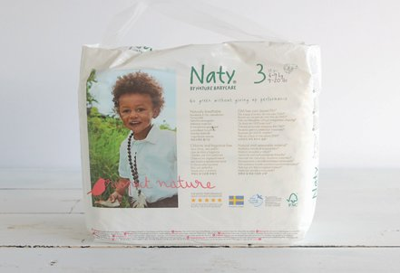 Diapers, Size 3, 9-20lbs