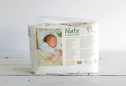 Diapers, Size 1, 4-11lbs