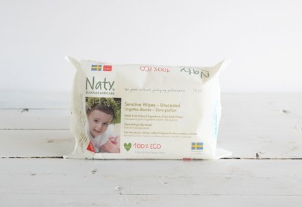 Baby Wipes, Sensitive Unscented