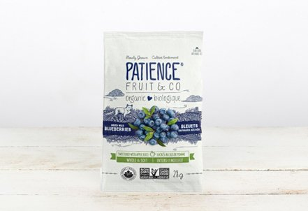 Blueberries, Dried Whole 28g