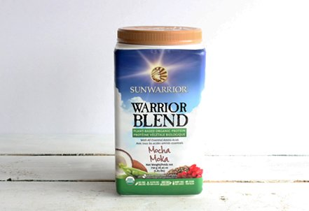 Protein Powder, Warrior Blend Mocha
