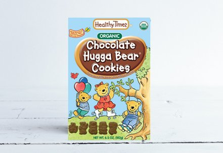 Cookies, Hugga Bear Chocolate