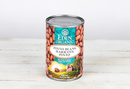 Canned Pinto Beans