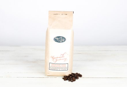 Whole Bean, Guatemala Jaceltenango Coffee