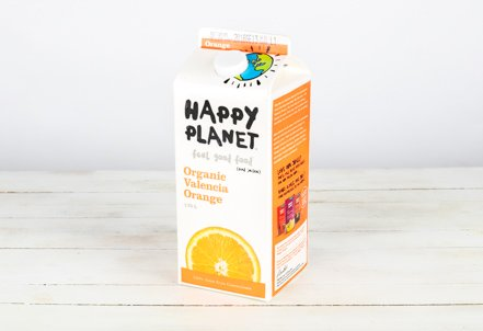 Pulp-Free Valencia Orange Juice