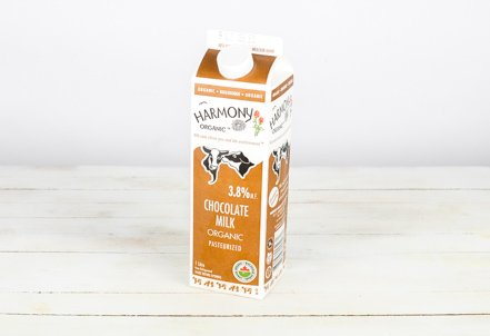 Milk, 3.8% Chocolate Carton