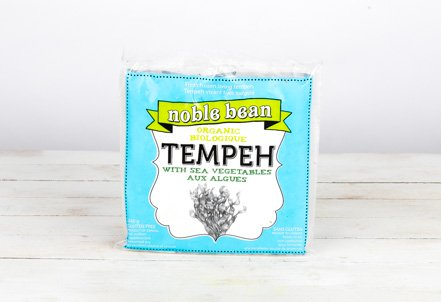 Tempeh, Sea Vegetables