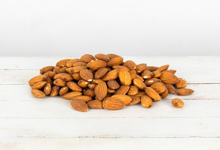 Almonds, Raw