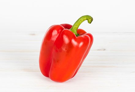 Organic Pepper, Red Bell