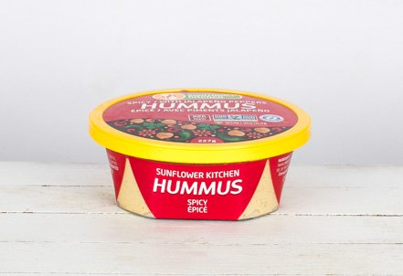 Hummus, Spicy