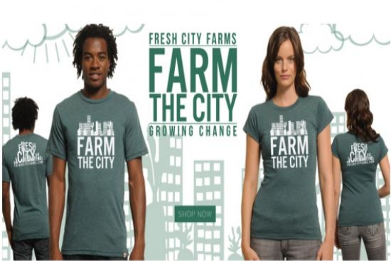Limited edition Fresh City tees available now!