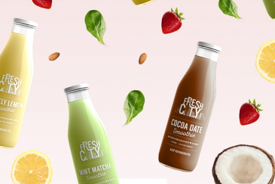 NEW Smoothies! + Family Day Delivery Notice