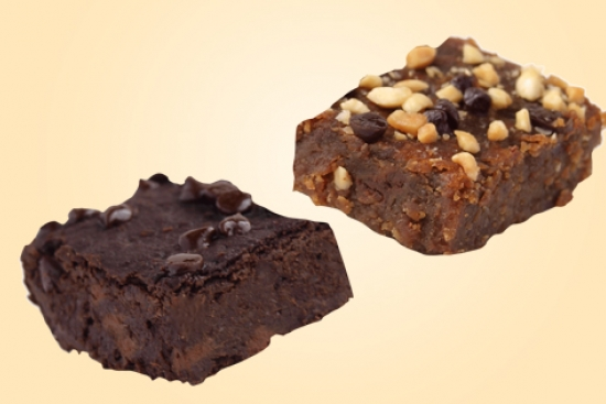 Get a FREE blondie & brownie! First 200 orders only