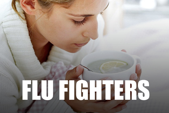 Flu Fighters: Tips to Boost Your Immune System