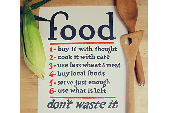 15 Ways to Reduce Food Waste
