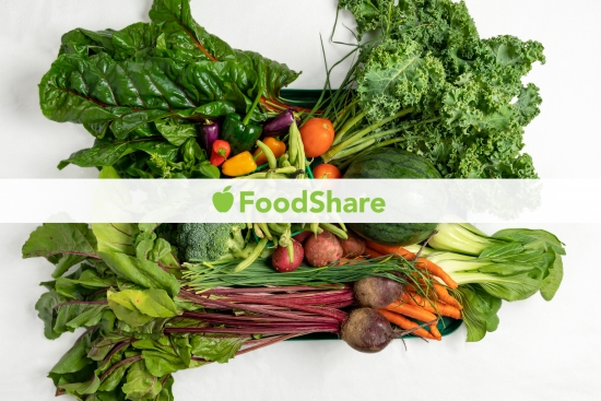 Proud to Support FoodShare Toronto