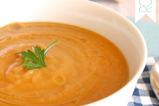 Roasted Harvest Soup
