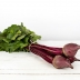 Organic Beets, Red Bunched