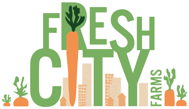 Fresh City Farm Logo