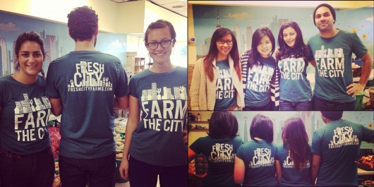Fresh City Farms - Me to We Style - Farm the City T-Shirts