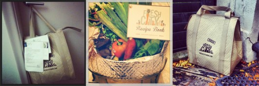 Fresh City Local Organic Food Delivery