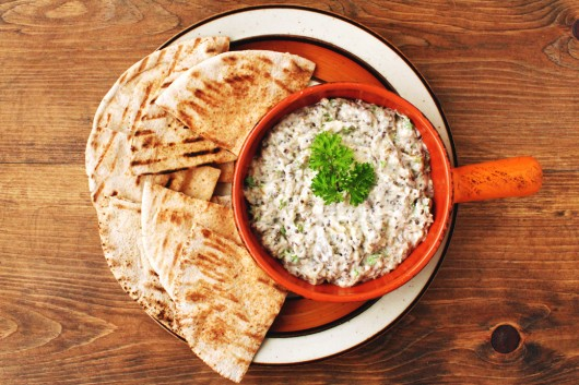 Baba Ganoush - Naturally Vegetarian